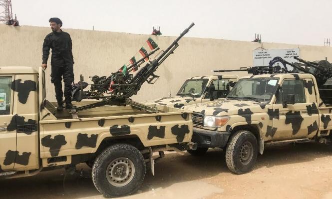 32 قتيلا في هجوم قوات حفتر على طرابلس