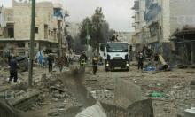 قتلى وجرحى في قصف للنظام وروسيا على مناطق الهدنة