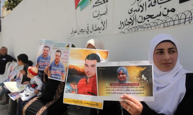 """مئات الأسرى ينضمون لإضراب """"الكرامة 2"""" بيومه الثاني"""