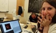من هي كيتي بومان التي طوّرت خوارزمية صورة الثقب الأسود؟