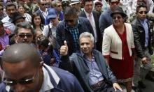 اعتقال مساعد أسانج في الإكوادور