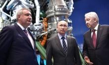 """بوتين يتعهّد بـ""""إعادة المجد الروسي"""" في مجال الفضاء"""