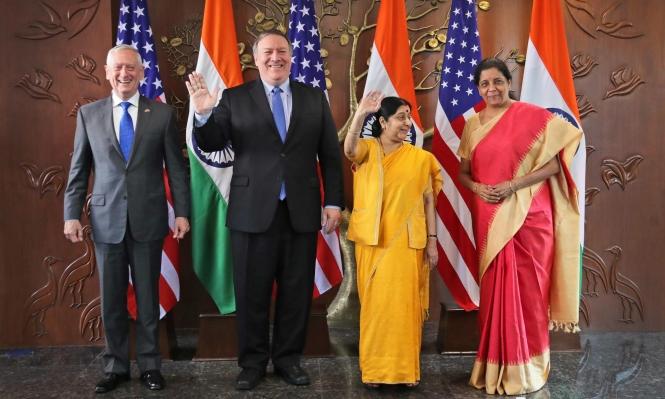 الهند قلقة من العقوبات الأميركية جراء صفقة الصواريخ الروسية