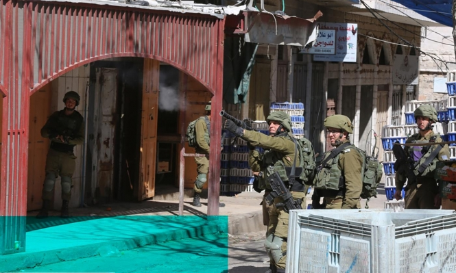 اعتقال محافظ القدس واعتداءات للمستوطنين بنابلس