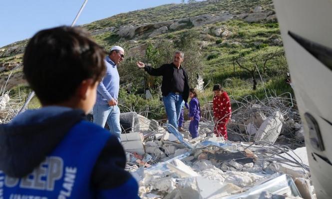 بحجة المناطق الطبيعية: تشريد المئات وهدم عشرات المنازل بسلوان