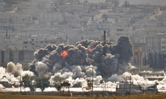 خلال عام: 232 قتيلا لقوات النظام وحزب الله بالغارات الإسرائيلية
