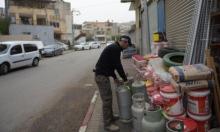 أم الفحم: اعتقال 3 أشخاص ومصادرة 149 أسطوانة غاز