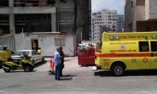 مصرع سائق شاحنة بصعقة كهربائية وسط البلاد