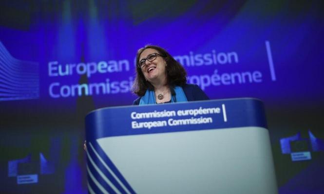 الاتحاد الأوروبي يوافق على مفاوضات تجارية مع الولايات المتحدة
