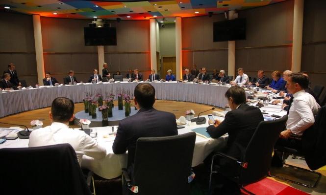 الاتحاد الأوروبي يدعو لاستئناف محادثات السلام الإسرائيلية الفلسطينية