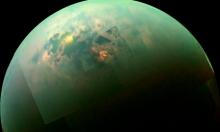 دراسة: بحيرات من الميثان على سطح أحد أقمار زحل