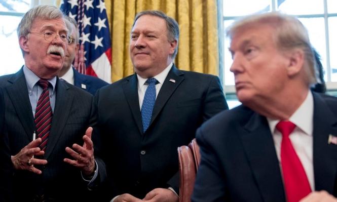 بولتون يحذر إسرائيل من استخدام الشبكات الخلوية الصينية