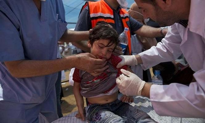 غزة: نفاذ الحليب العلاجي يتهدد الأطفال المرضى