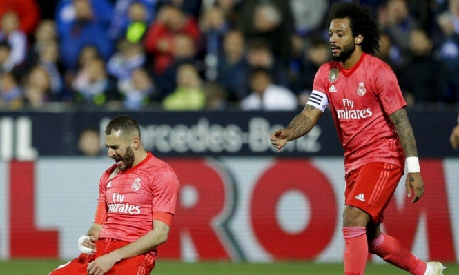 ريال مدريد يسقط بكمين التعادل أمام ليغانيس
