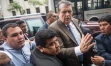 انتحار الرئيس السابق للبيرو خلال اعتقاله