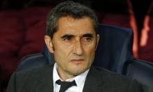 مدرب برشلونة: علينا الفوز بكل شيء