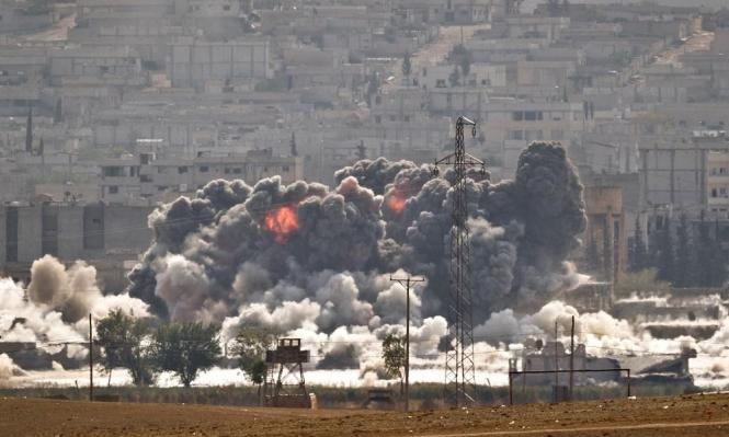 نزوح آلاف المدنيين ومقتل 7 بقصف للنظام بمحافظة إدلب