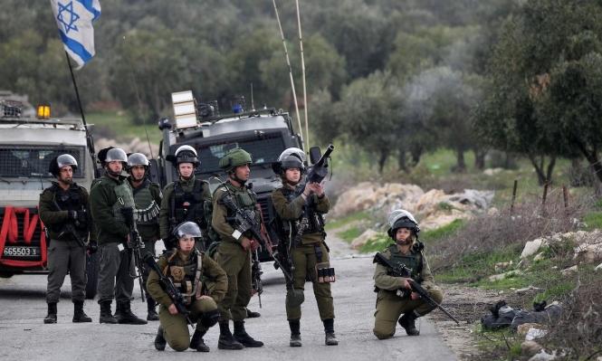 إصابة فلسطيني برصاص الاحتلال جنوبي الضفة