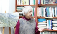 الفنانة سامية حلبي ضيفة جمعيّة الثقافة العربية