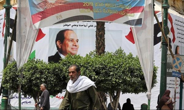 """تاريخ التعديلات الدستورية في مصر: 8 استفاءات تكتسحها """"نعم"""""""