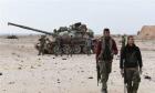 سورية: 48 قتيلا من قوات النظام بهجمات