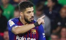 برشلونة يراقب خليفة سواريز في البريمييرليغ