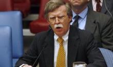 """كوريا الشمالية تنتقد جون بولتون بلهجة """"معتدلة"""""""