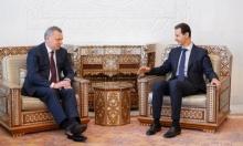 النظام السوري يؤجر ميناء طرطوس للروس 49 عامًا