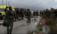 إصابة فلسطيني بنيران الاحتلال بادعاء محاولته طعن جندي