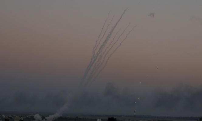 الاحتلال يدّعي سقوط قذيفة أطلقت من القطاع داخله