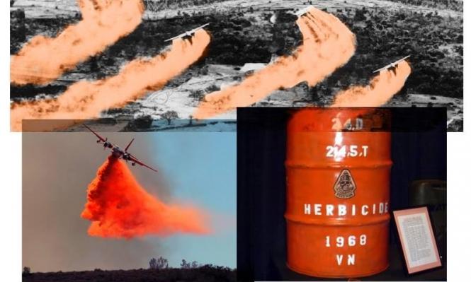 حملة لتنظيف موقع من مواد سامة استخدمتها أميركا لقتل الفيتناميين