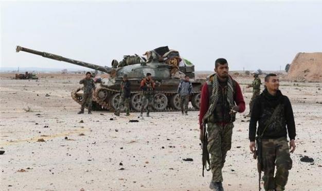 """سورية: 48 قتيلا من قوات النظام بهجمات """"داعش"""" و""""النصرة"""""""