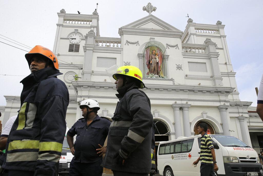 سريلانكا: 190 قتيلا في تفجيرات ضربت كنائس وفنادق