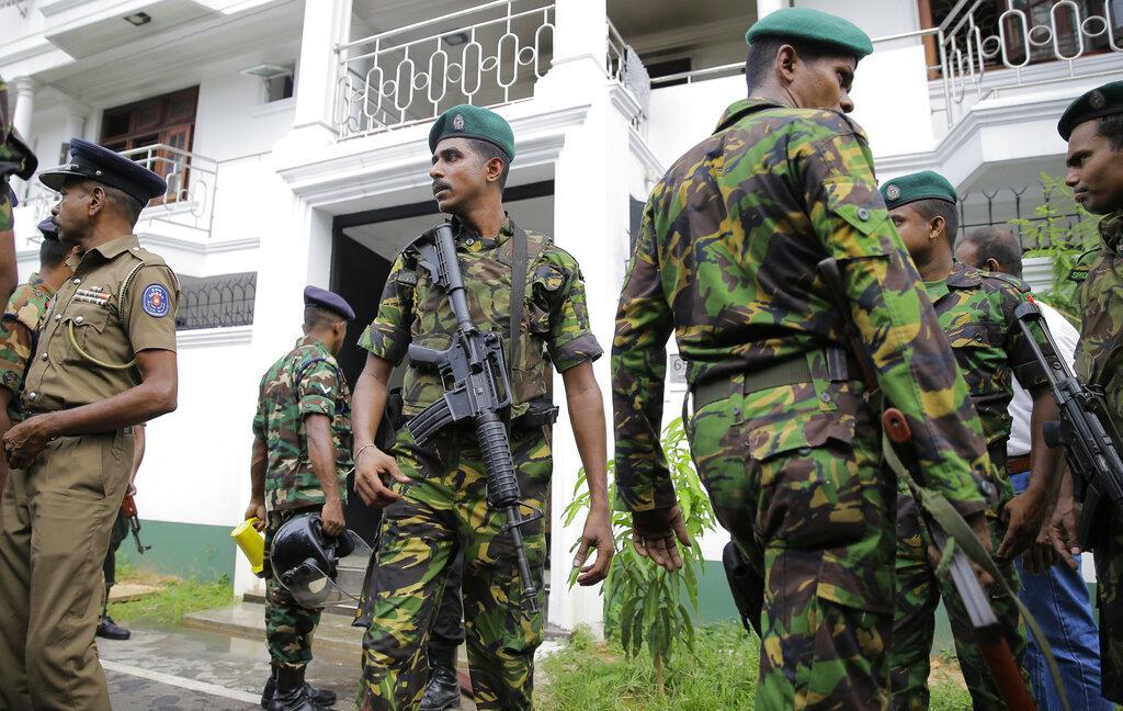 ارتفاع عدد ضحايا اعتداءات سريلانكا إلى 207