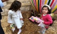 عيد الفصح المجيد وأحد الشعانين بمدينة الناصرة