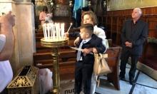 الناصرة تستقبل عيد الفصح المجيد