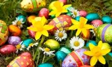 الاحتفال بأول أيام عيد الفصح المجيد حسب التقويم الغربي