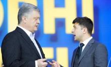 أوكرانيا قد تنتخب كوميديا رئيسا للبلاد بجولة الإعادة