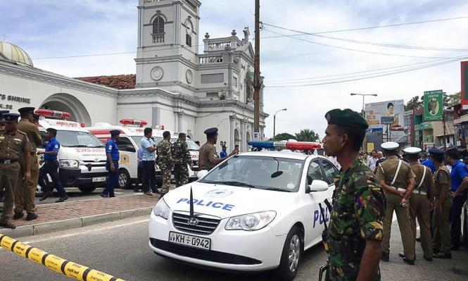 نتيجة بحث الصور عن تفجير سريلانكا