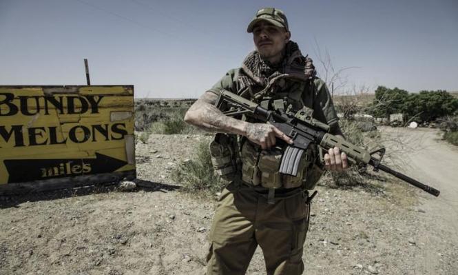 """الولايات المتحدة: اعتقال زعيم مليشيا """"حدودية"""" يمينية متطرفة"""