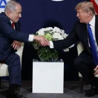 نتنياهو يشيد بقرار ترامب تشديد العقوبات على إيران