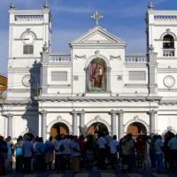 """سريلانكا: انفجار قرب كنيسة والحكومة تتهم """"جماعة التوحيد"""""""