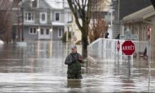 فيضانات واسعة شرقي كندا وإجلاء المئات