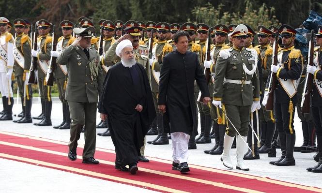 إيران وباكستان تتفقان على إنشاء قوة تدخّل سريع مشتركة