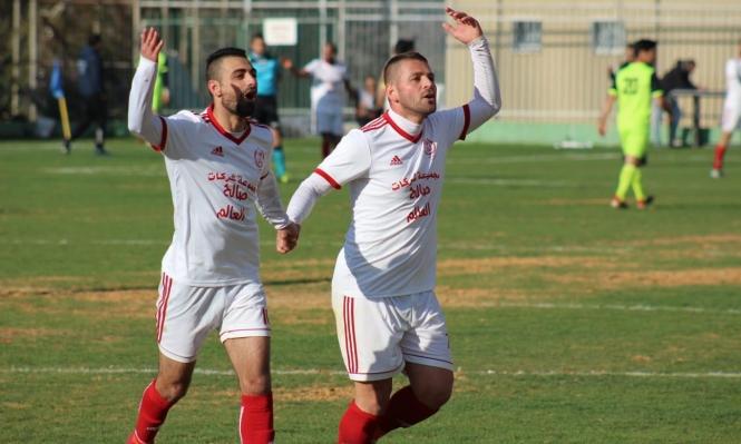 لاعب الأخوة كفر مندا: فريقنا يستحق الصعود إلى الدرجة الأولى