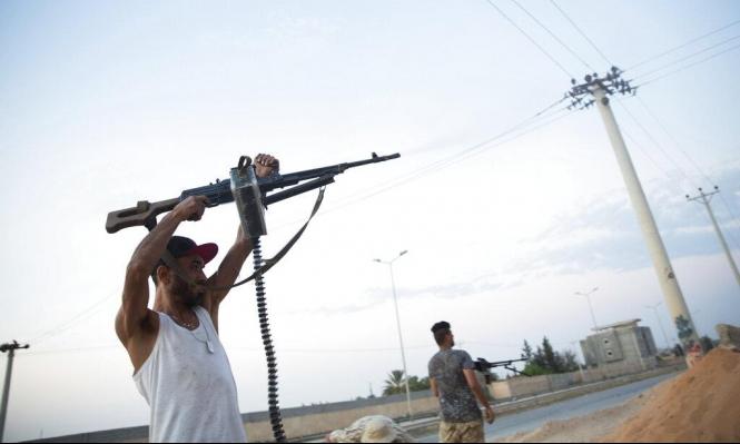 254 قتيلا في طرابلس منذ بدء حفتر لهجومه