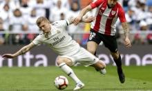 زيدان يحسم مصير كروس مع ريال مدريد