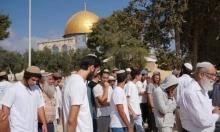 مجلس الأوقاف بالقدس يستنكر دعم شرطة الاحتلال للمجموعات المتطرّفة