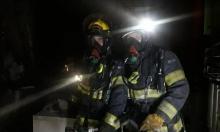 ساجور: اعتقال شابين بشبهة حرق المركز الجماهيري