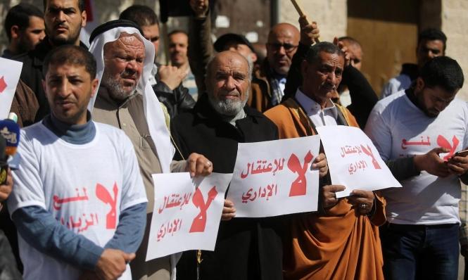 أسرى يواصلون إضرابهم في سجون الاحتلال احتجاجا على الاعتقال الإداري
